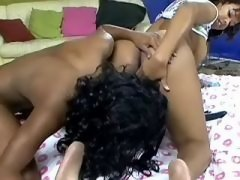 Asian babes have fun in hospital